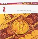 Early Italian Operas: Comp Mozart Edition 13