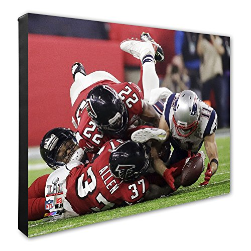 NFL New England Patriots Super Bowl 51 Champions Action Shot, 16