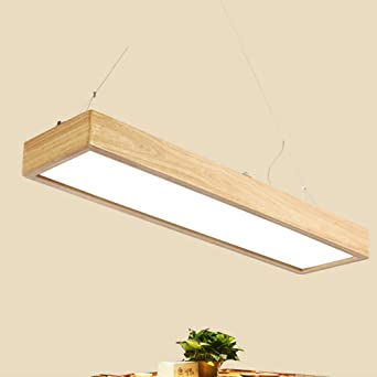 Hängeleuchte Holz trioy led pendelleuchte nordic leuchte modern design