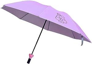paraguas de bts color rosa