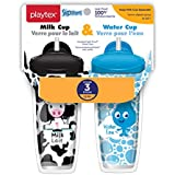 Playtex Sipsters Stage 3 Milk and Water Spill-Proof,...