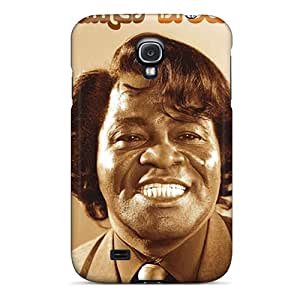 Hot Fashion Design Case Cover For Galaxy S4 Protective Case (james Brown)