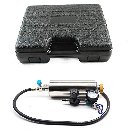 TBvechi Fuel Injector Cleaner EFI Non-Dismantle Fuel Injector Cleaner Adapter Kit AUTOOL C100 by TBvechi (Image #8)