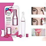 Wonderzone Sweet Sensitive Touch Electric Trimmer for Women Eyebrow Bikini Trimmer (Hair Removal)