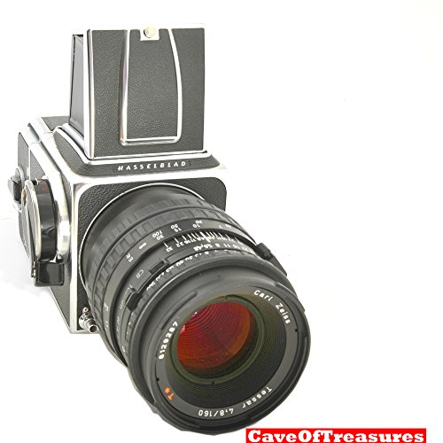 Mint Late Hasselblad 500C/M camera, 160mm Zeiss lens, for sale  Delivered anywhere in USA