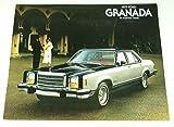 1979 79 Ford GRANADA BROCHURE Ghia Sedan ESS 4dr 2dr