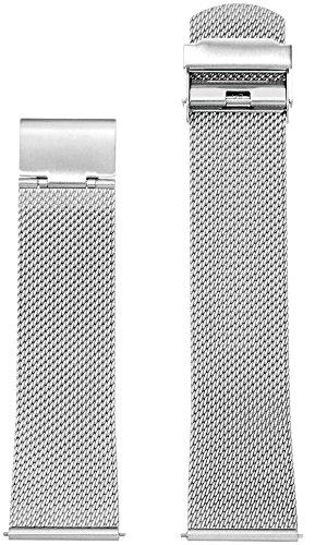 (Skagen Men's SKB6052 Rungsted Analog Display Silver Watch)