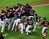 "The Boston Red Sox 2018 World Series Champions""Celebration On The Mound!"" 8x10 Photo Picture"