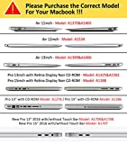 iCasso Macbook Air 13 Inch Case Rubber Coated