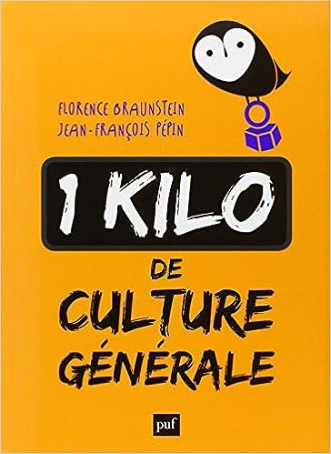1 kilo de culture générale amazon