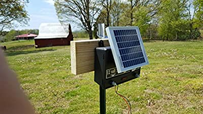 T-Post Solar Charger Mounting Bracket