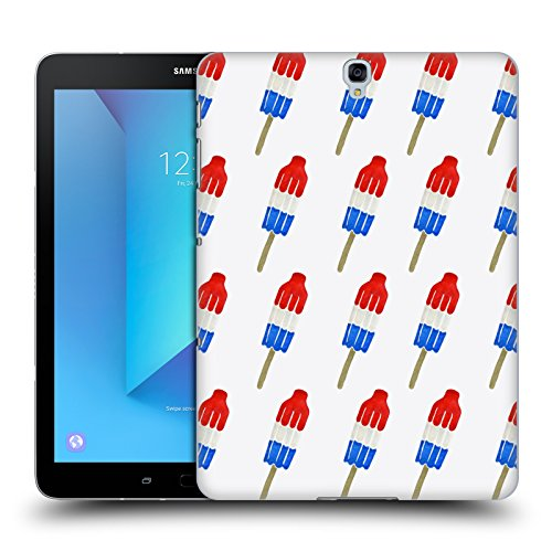 Official Cat Coquillette Bomb Pop Sweets Hard Back Case for Samsung Galaxy Tab S3 - Lip Bomb Front