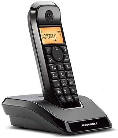 Motorola MOT31S1201N - Teléfono inalámbrico: Motorola: Amazon.es: Electrónica