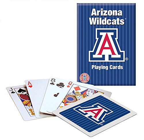 Ncaa Playing Cards - Arizona Playing Cards