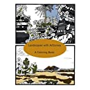 Landscapes With Arttorney: A Coloring Book