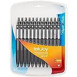 Paper Mate InkJoy 300RT Retractable Ballpoint Pen, Medium Point, 24-Pack, Black (1781569)