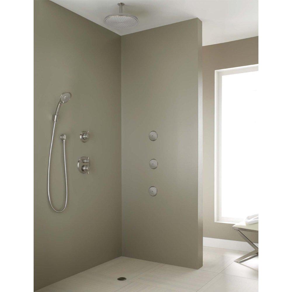 Hansgrohe 15930181 Quattro 3-Way Diverter Valve - Bathtub And Shower ...