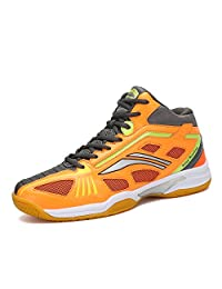 Fashion Sneakers Badminton Shoes Men Non Slip Indoor Court Tennis Volleyball Sneakers Safety Training Shoe