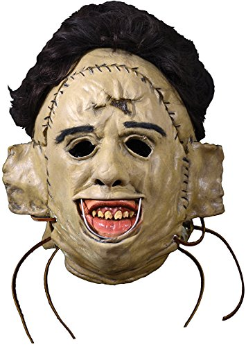 Loftus International Killing Latex Mask 1974 Novelty -