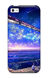 New Arrival Iphone 6 plus (5.5) Case Stars Trains Telescope Scooters Scenic Anime Anime Boys Skyscapes Railway Case Cover