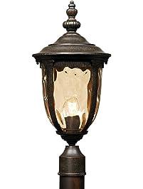 Outdoor post lights amazon bellagio collection aloadofball Gallery