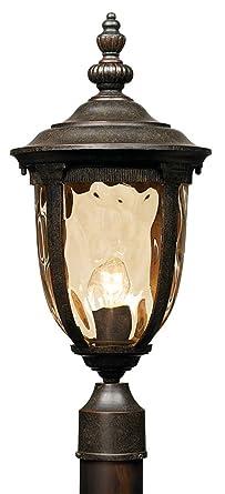 Bellagio Collection 21u0026quot; High Post Mount Light