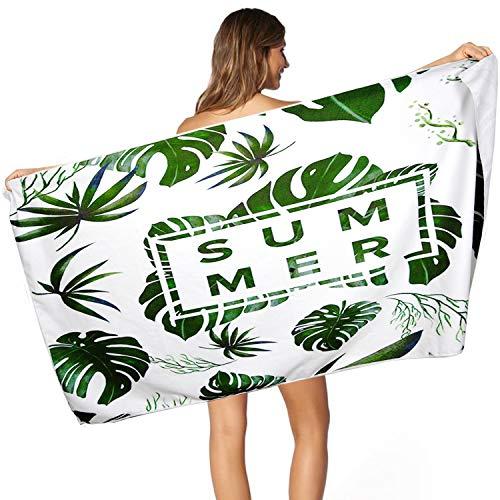 AtailorBird Beach Towel Sand Free Throw Sunscreen Mandala Shawl Picnic Blanket Quick Dry Sport Pool/Towel 59x29.5inch