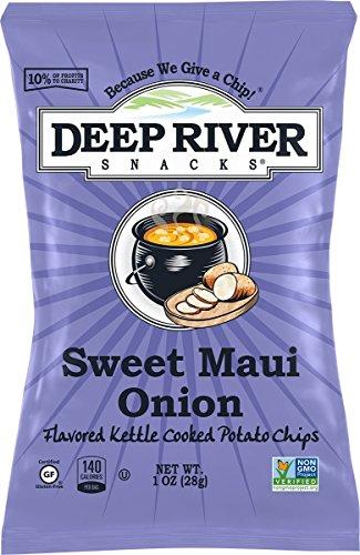sweet maui onion kettle chips - 4