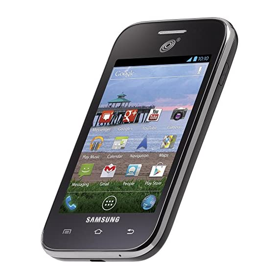 Samsung galaxy centura android prepaid phone (tracfone) 5