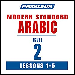 Arabic (Modern Standard) Level 2 Lessons 1-5