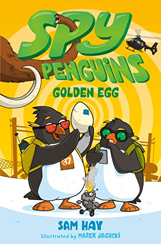 Book Cover: Spy Penguins: Golden Egg