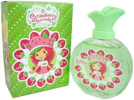 Marmol & Son Strawberry Shortcake for Girls Eau de Toilette, 3.4 Ounce