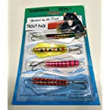 Tom's Taz Lures Trout Multipack