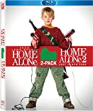 Home Alone / Home Alone 2: Lost In New York Double Feature [Blu-ray]