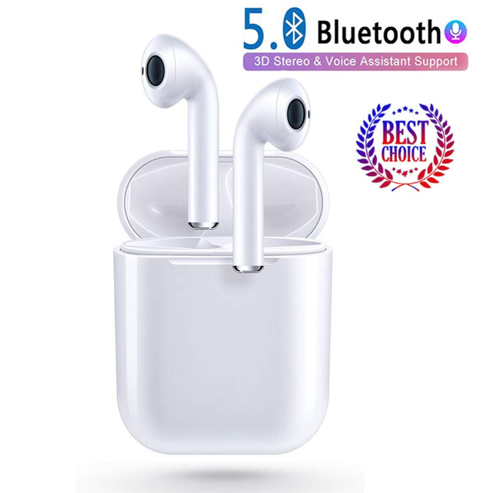 Mpow 059 Bluetooth Headphones Over Ear, Hi-Fi Stereo Wireless Headset, Foldable, Soft Memory-Protein Earmuffs, w Built-in Mic Wired Mode PC Cell Phones TV