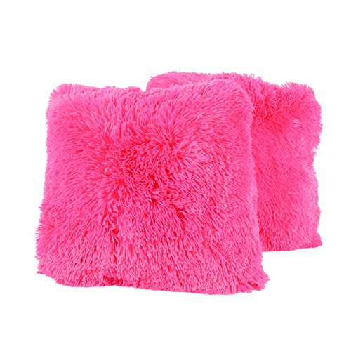 hot pink bedroom decor - 4