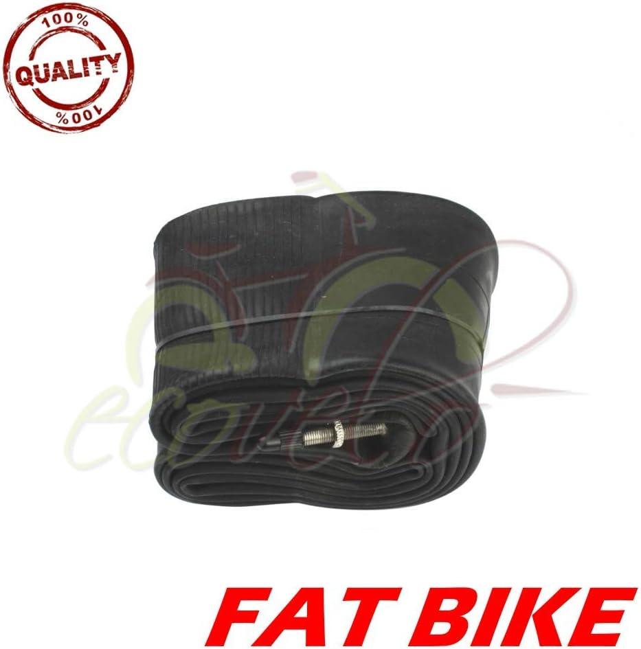 Union Camera dAria 26 x 4.0 per Fat Bike con VALVOLA Presta 48mm Ruota COPERTONE Pneumatico Bici Bicicletta MTB