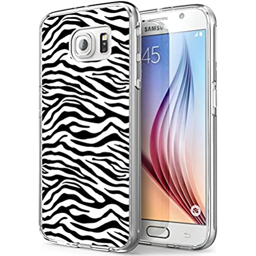 S7 Active Zebra,Gifun Soft Clear TPU [Anti-Slide] and [Drop Protection] Protective Case Cover for Samsung Galaxy Sales