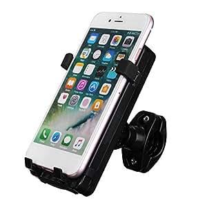 cococina Universal de manillar de moto cargador USB Soporte para teléfono celular GPS