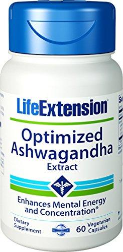 Optimized Ashwaganda Extract 60 VegiCaps (Pack of 2) For Sale