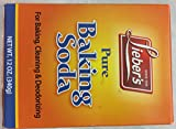 Lieber's Pure Baking Soda Kosher For Passover 12 oz. Pack of 1.