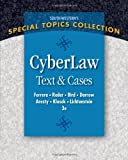 img - for CyberLaw: Text and Cases book / textbook / text book