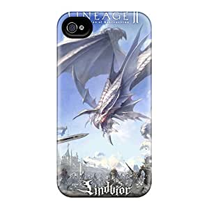 New Shockproof Protection Cases Covers For Iphone 6plus/ Lineage 2 Game Cases Covers
