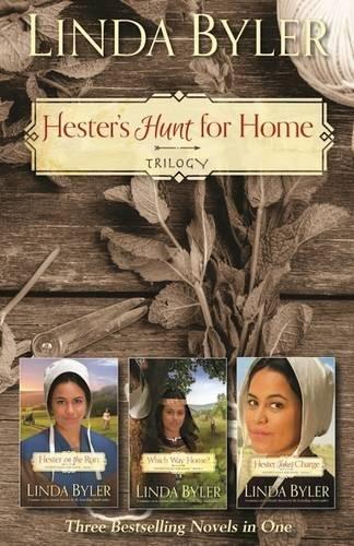 Hester's Hunt for Home Trilogy: Three Bestselling Novels in - Linda Sales