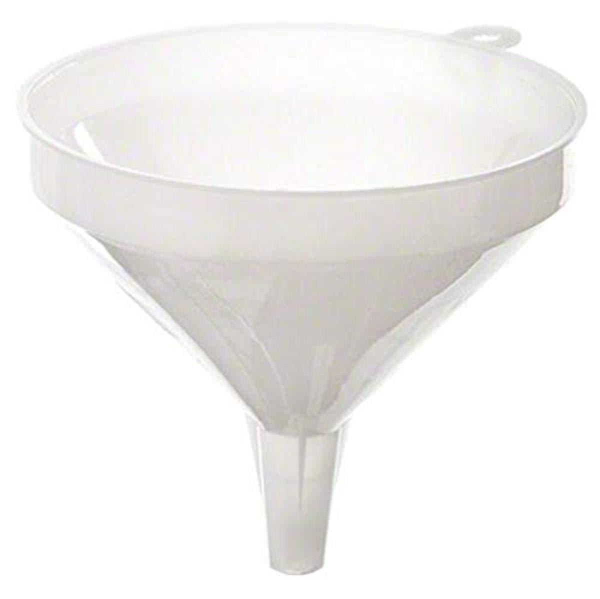 "Update International (FPW-5) 5-1/4"" Plastic Funnel"