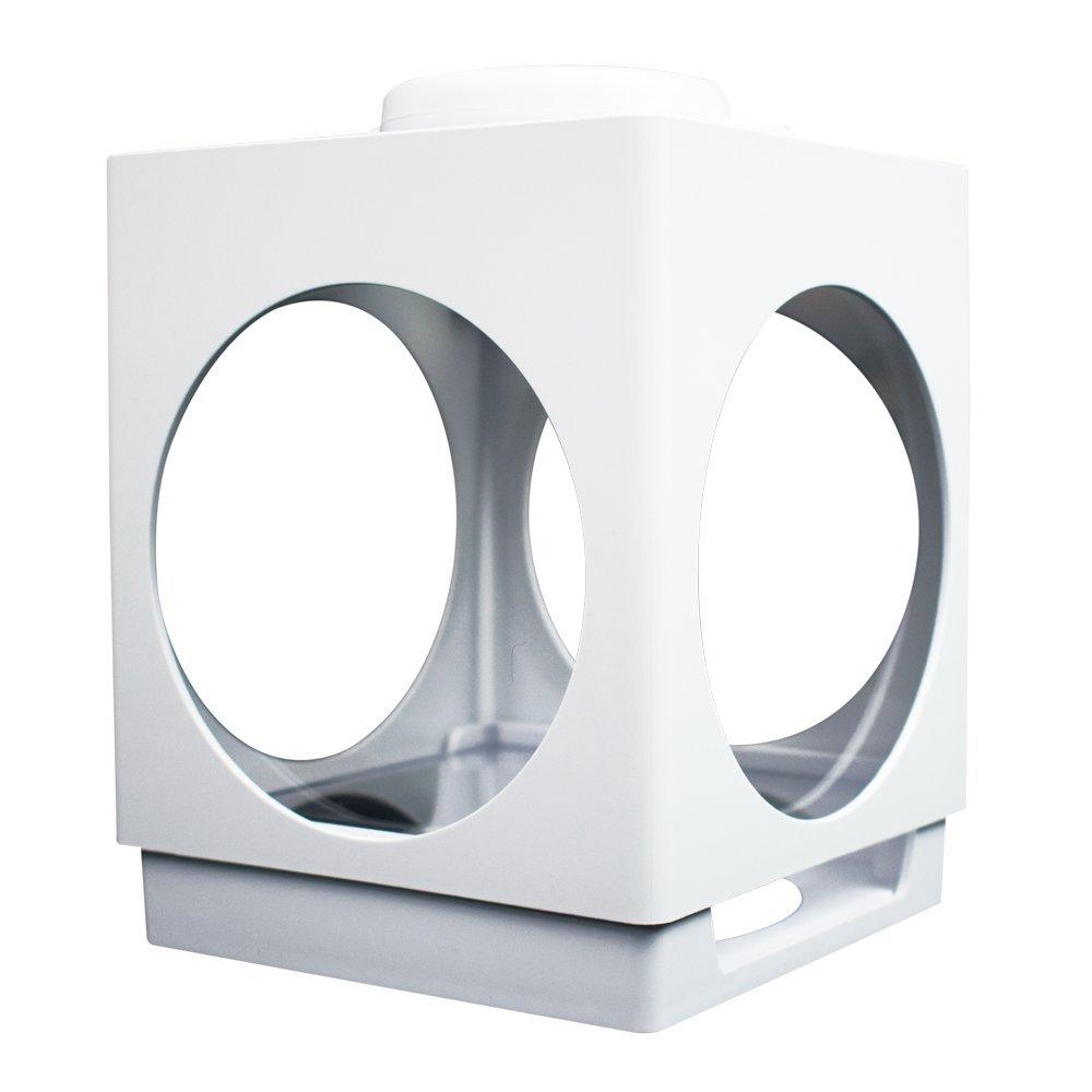 Tetra Betta Projektor Weiß – Aquarium für Fisch Kämpfer – 1,8 l ...