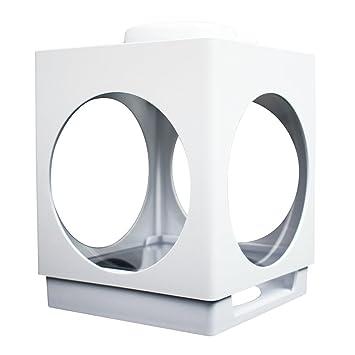 Acuario Tetra Betta Projector, de 1,8 litros, de color blanco ...