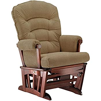 Amazon Com Shermag Extra Wide Glider Recliner Multi