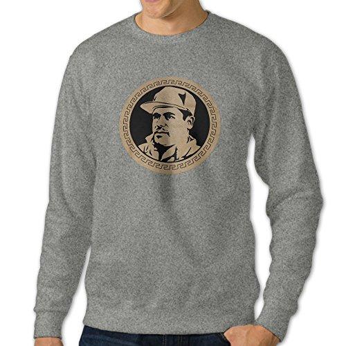 Russell Cotton Throw (HUHA El Chapo Guzman Currency Men's Crew Neck Sweatshirt)