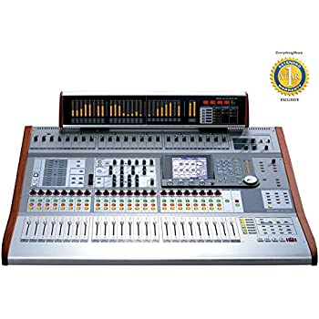 Tascam DM-4800 Digital Mixer with MU-1000 Meter bridge and 1 Year Free Extended Warranty